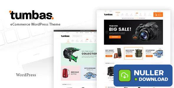 Tumbas v1.14 - Responsive Woocommerce WordPress Theme