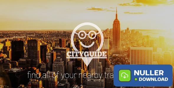 City Guide Android Application v2.4