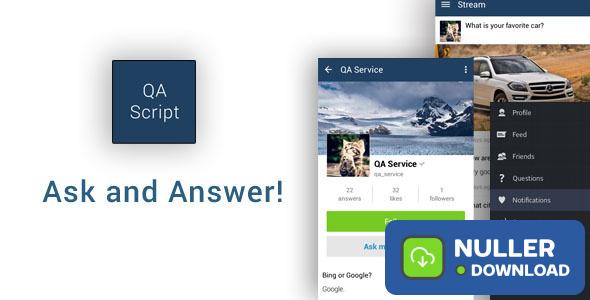Ask and Answer App
