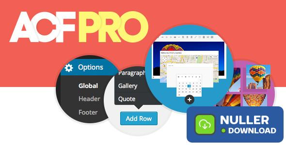 Advanced Custom Fields Pro v5.8.8