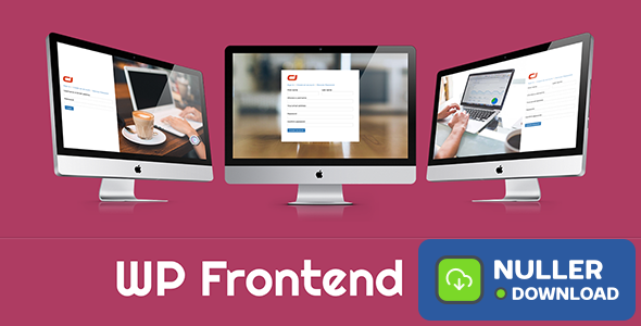 WP Frontend Auth v1.8.0