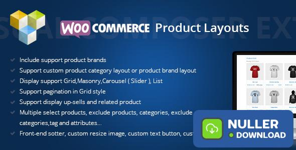 Woocommerce Products Layouts v2.3.5