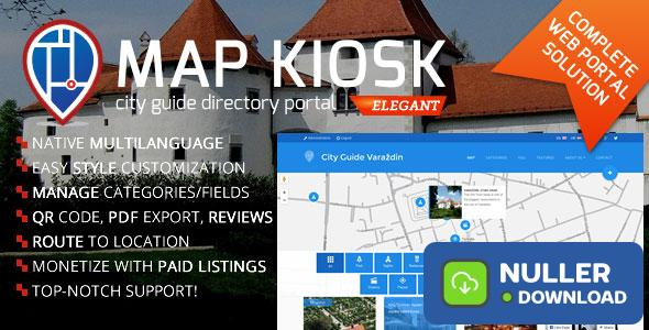 City Guide Directory Portal v1.6.6 - nulled