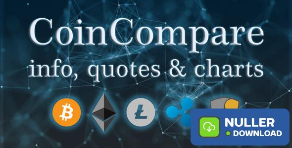 CoinCompare v1.4.2 - Cryptocurrency Market Capitalization