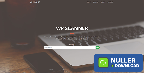 WordPress Scanner