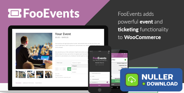 FooEvents for WooCommerce v1.8.16