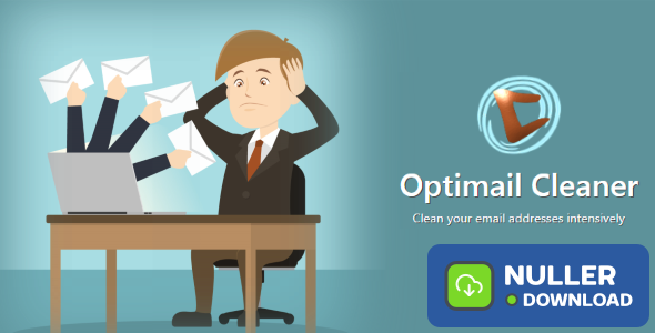 Optimail Cleaner - Intensive email cleaning