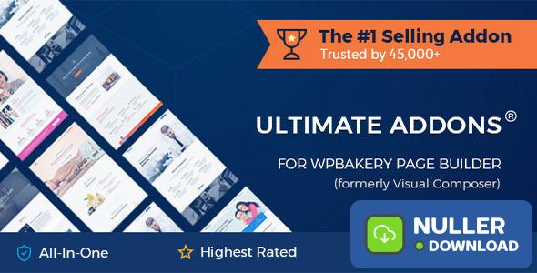Ultimate Addons for WPBakery Page Builder v3.19.6