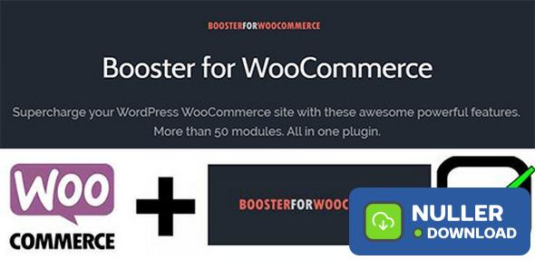 Booster Plus for WooCommerce v5.1.0