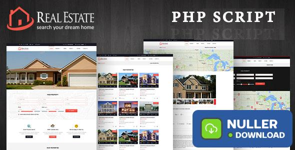 Real Estate Custom Script v1.0