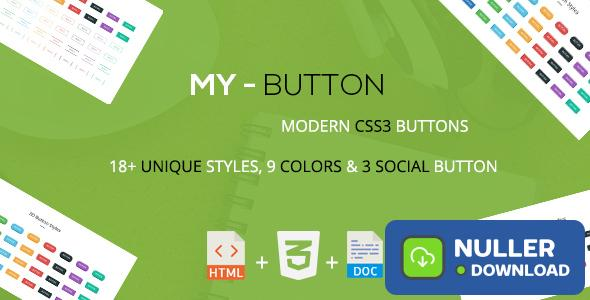 Mybutton - A Modern CSS3 Buttons Collection