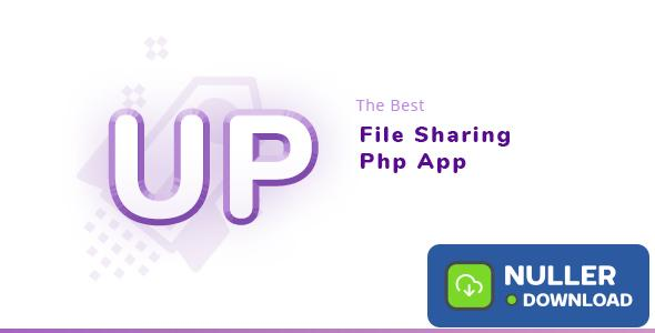 LaraUpload v1.0 - Online File Sharing and Cloud Storage - nulled