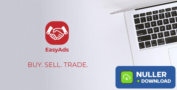 EasyAds v1.6.1 - Classified Ads Script - nulled