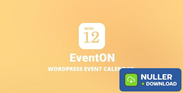 EventOn v2.8 - WordPress Event Calendar Plugin
