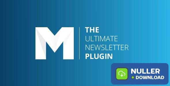Mailster v2.4.13 - Email Newsletter Plugin for WordPress
