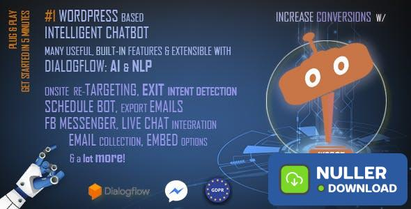 ChatBot for WordPress v9.6.4
