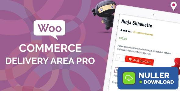WooCommerce Delivery Area Pro v2.0.6
