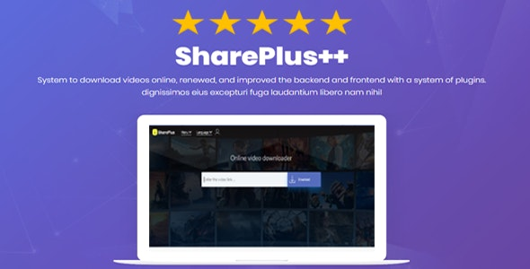 shareplus++ v1.1.4.3 - YouTube Video Downloader and more