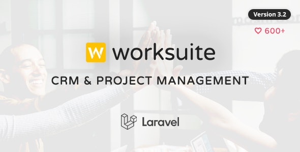 WORKSUITE v3.1.1 - CRM and Project Management