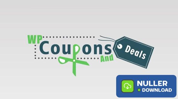 WP Coupons and Deals Premium v3.0.3