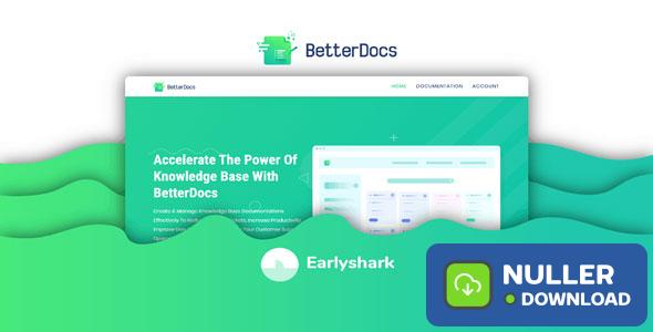 BetterDocs Pro v1.2.3 - Make Your Knowledge Base Standout
