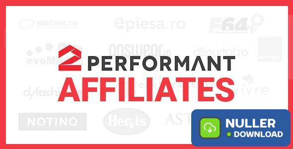 2PA v1.1 - WooCommerce 2Performant Affiliates WordPress Plugin