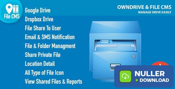 OwnDrive & File CMS