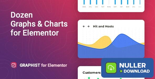 Graphist v1.0 - Graphs & Charts for Elementor