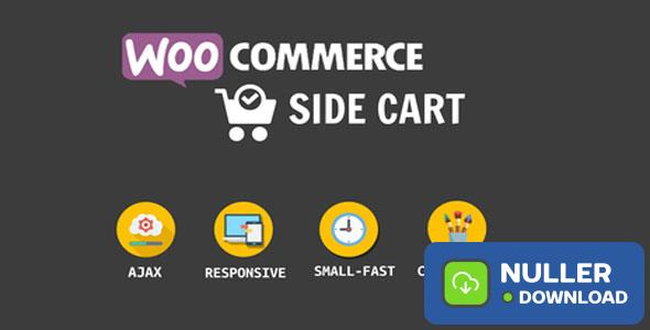 Side Cart For WooCommerce Pro v1.1