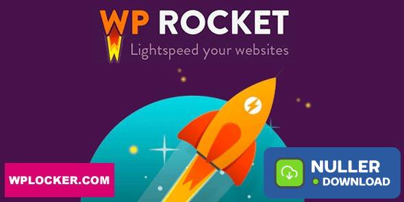 WP Rocket v3.6.0.3 - WordPress Cache Plugin