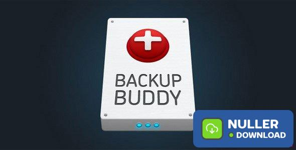 BackupBuddy v8.6.0.1 - Back up, restore and move WordPress