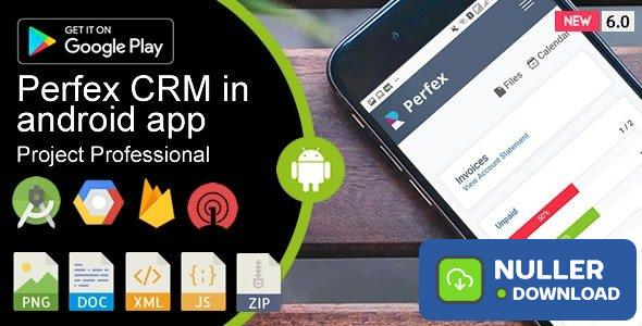 Weboox Convert v6.0 - Perfex CRM to app Android