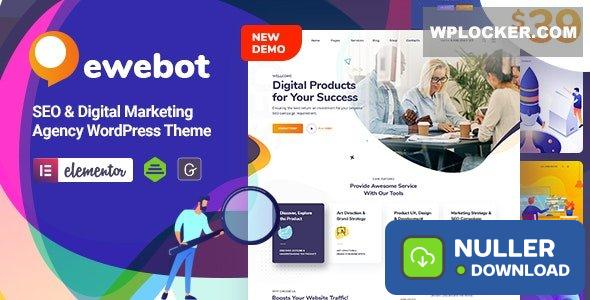 Ewebot v2.1.0 - SEO Digital Marketing Agency