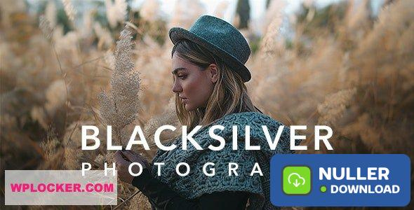 Blacksilver v2.8 - Photography Theme for WordPress
