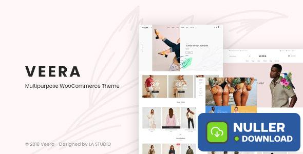 Veera v1.1.2 - Multipurpose WooCommerce Theme
