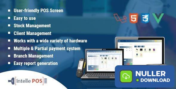 Intelle POS With Inventory System v3.0.0 - nulled