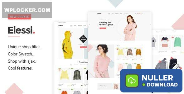 Elessi v3.7.3 - WooCommerce AJAX WordPress Theme - RTL support