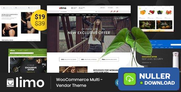Limo v1.0 - Multipurpose WooCommerce Theme