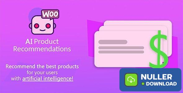 AI Product Recommendations for WooCommerce v1.2.5
