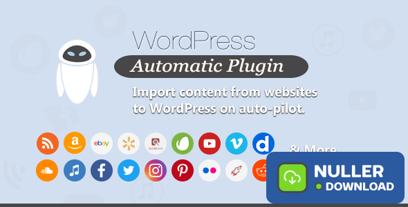 Wordpress Automatic Plugin v3.50.0