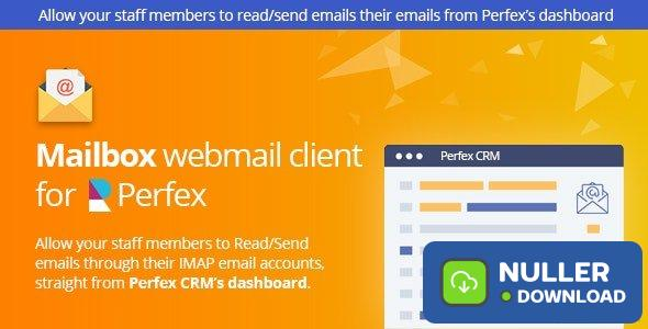Mailbox v1.0f - Webmail client for Perfex CRM