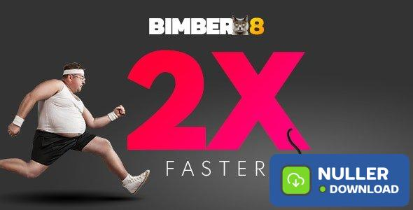 Bimber v8.3.2 - Viral Magazine WordPress Theme