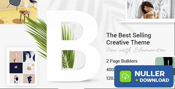 Bridge v23.0 - Creative Multi-Purpose WordPress Theme