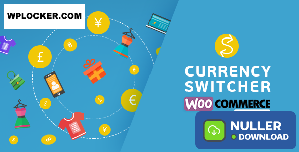 WooCommerce Currency Switcher v2.3.1
