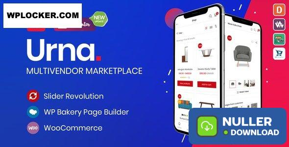 Urna v2.0.4 - All-in-one WooCommerce WordPress Theme