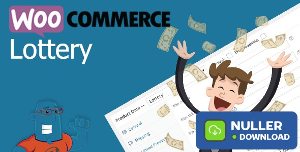 WooCommerce Lottery v1.1.24 - Prizes and Lotteries