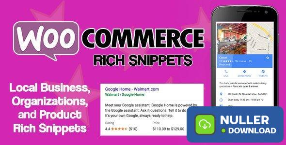 WooCommerce Rich Snippets v2.4.4 - Local SEO & Business SEO Plugin