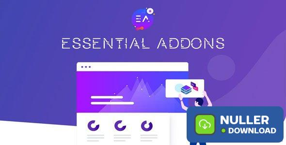 Essential Addons for Elementor v4.1.3