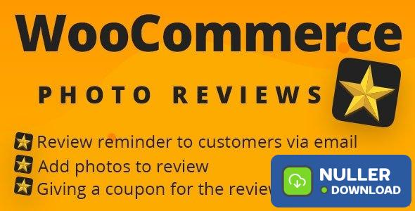 WooCommerce Photo Reviews v1.1.4.3