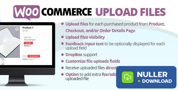 WooCommerce Upload Files v55.6